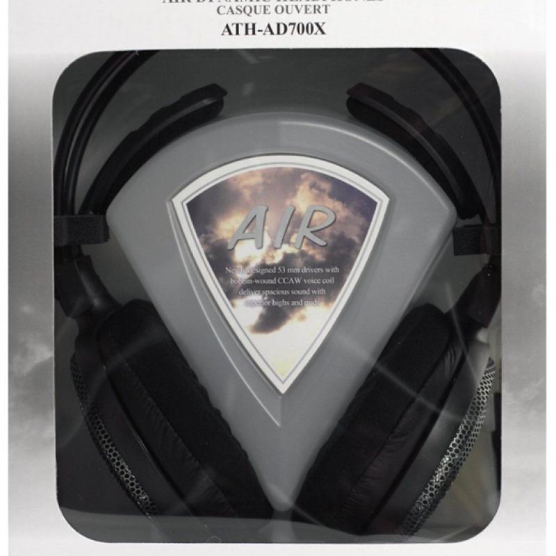 Tai nghe Audio-Technica dành cho tín đồ âm thanh Audiophile ATH-AD700X  [giá tốt] – Review và Đánh giá sản phẩm