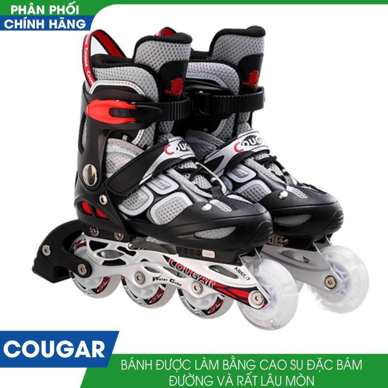 Phân phối Giầy trượt patin Cougar 835L ( đen )