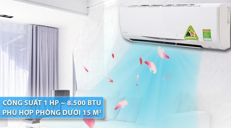 Bảng giá Máy lạnh Daikin FTKC25TVMV gas R32, 1Hp, inverter