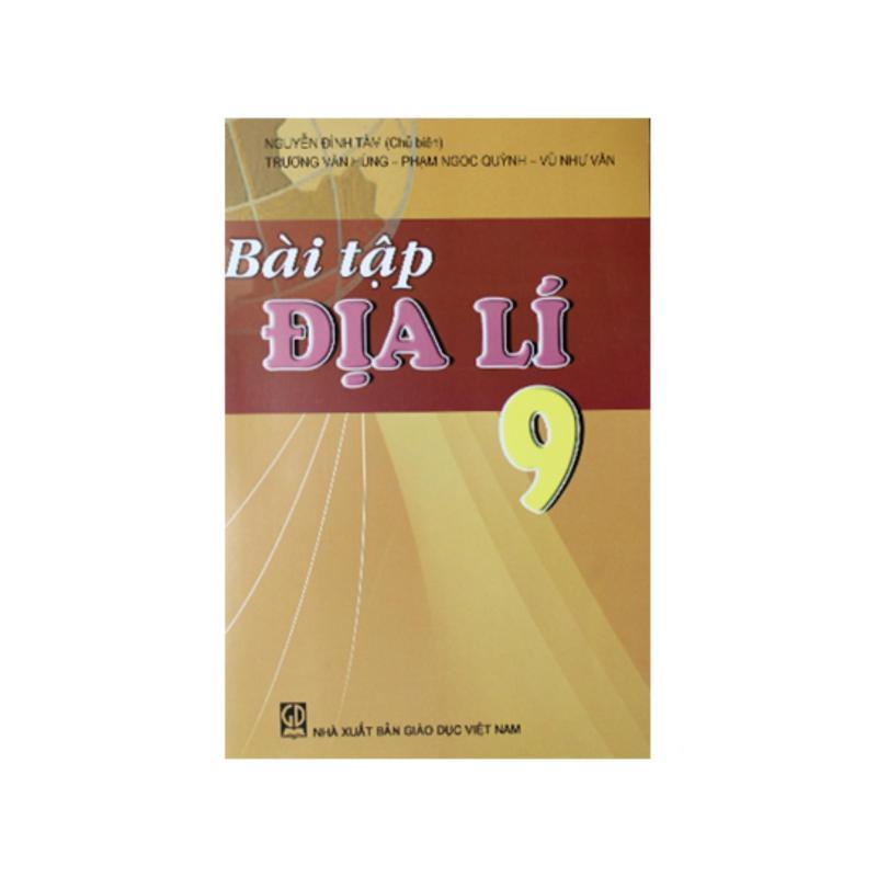 Mua Bài tập địa lý 9 sgk (8.6) (+ Bọc sách)