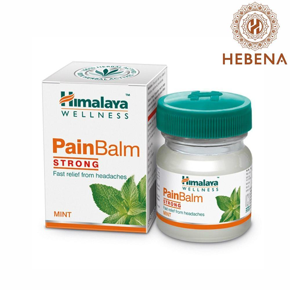 Hình ảnh Dầu trị đau nhức Himalaya PainBalm - hebenastore