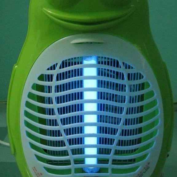 Đèn bắt muỗi MD - Thảo Đà Lạt
