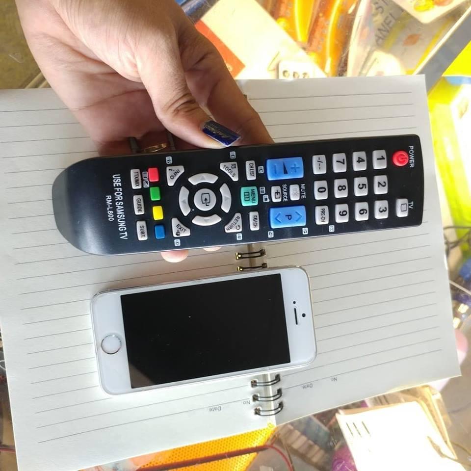 Hình ảnh ĐIỀU KHIỂN TIVI SAMSUNG RM-L800 dùng cho LCD,Plasma.