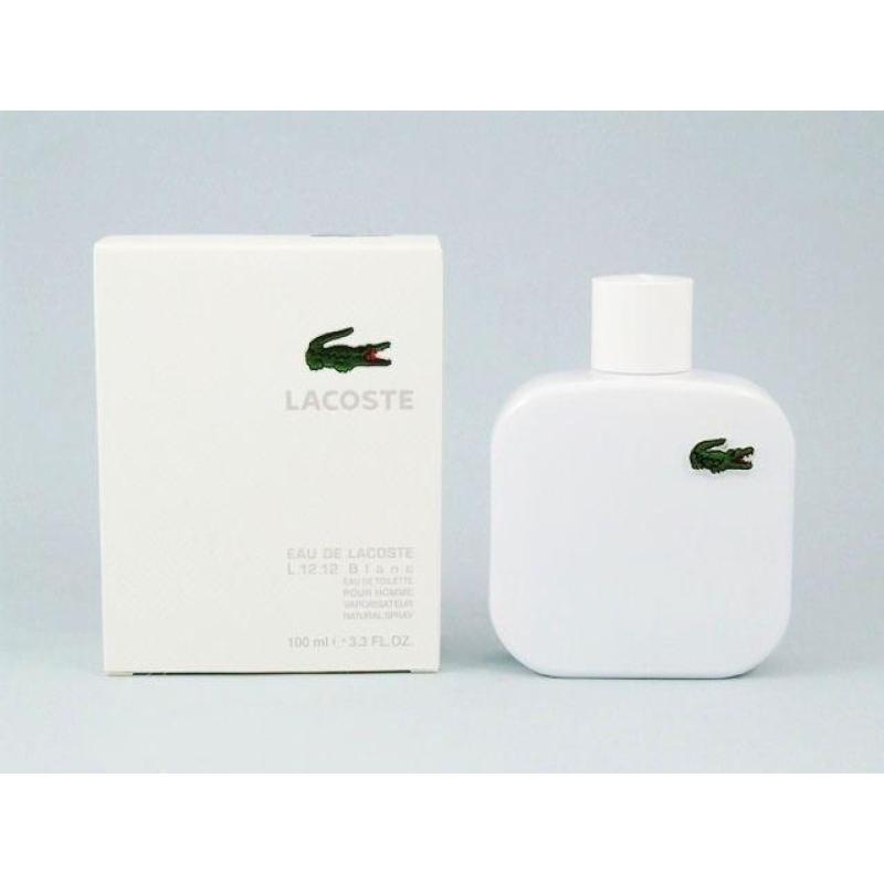 Nước hoa nam Lacoste Eau de Lacoste L12.12 Blanc Eau de Toilette 100ml