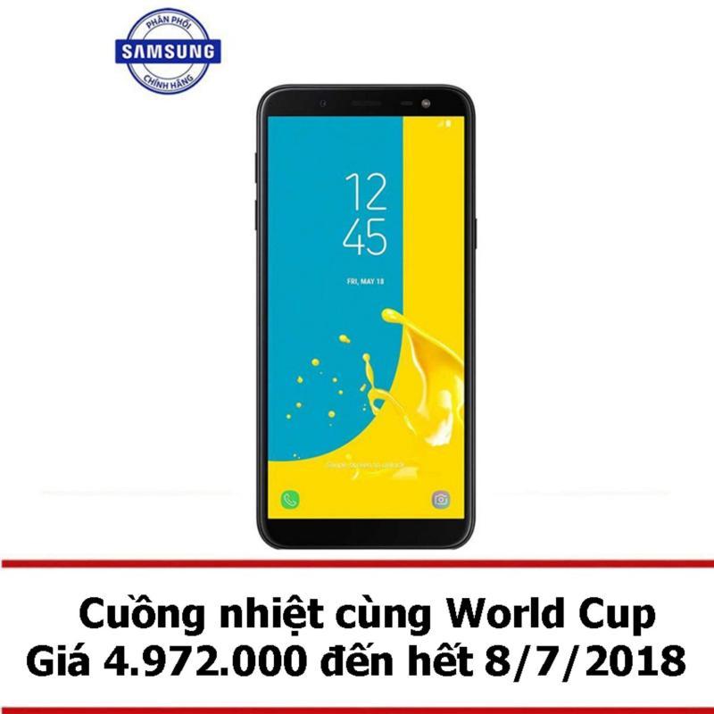 Samsung Galaxy J6 RAM 3GB ROM 32GB - Hãng Phân phối chính thức