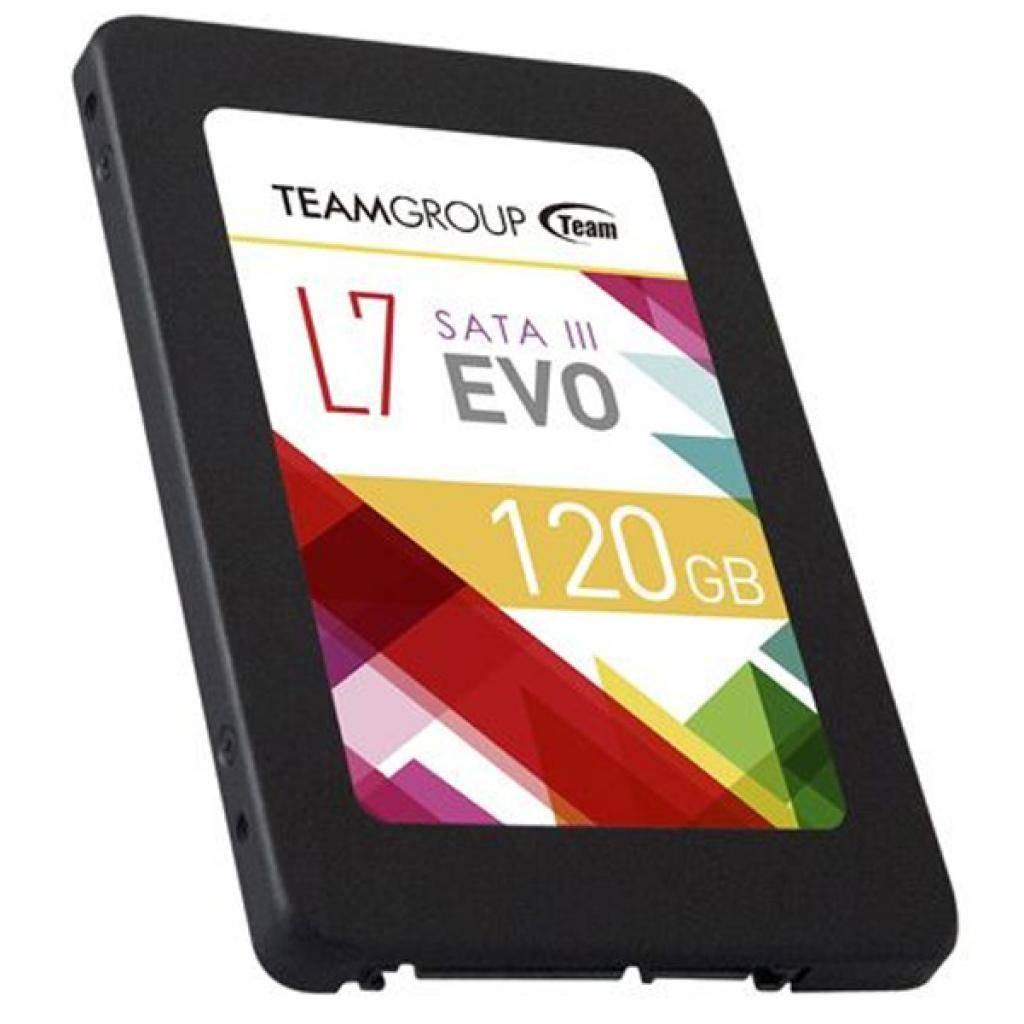 Hình ảnh Ổ cứng SSD TEAM L7 EVO Sata III 120GB