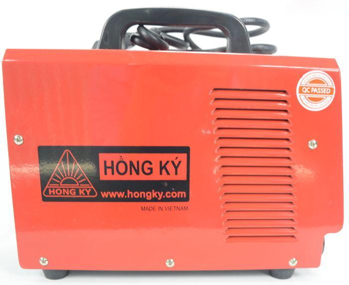 Máy hàn TIG Hồng Ký HK TIG 200E (Tặg Chai rửa Axeton,Giá ĐT Heo xih,Lưỡi Dorco)