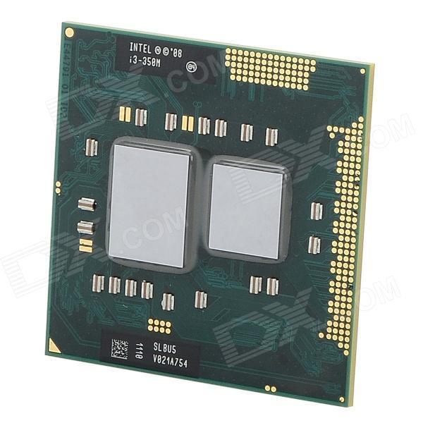 Hình ảnh Chip Intel Core i3 350M 3M Cache, 2.26 GHz chỉ 300k