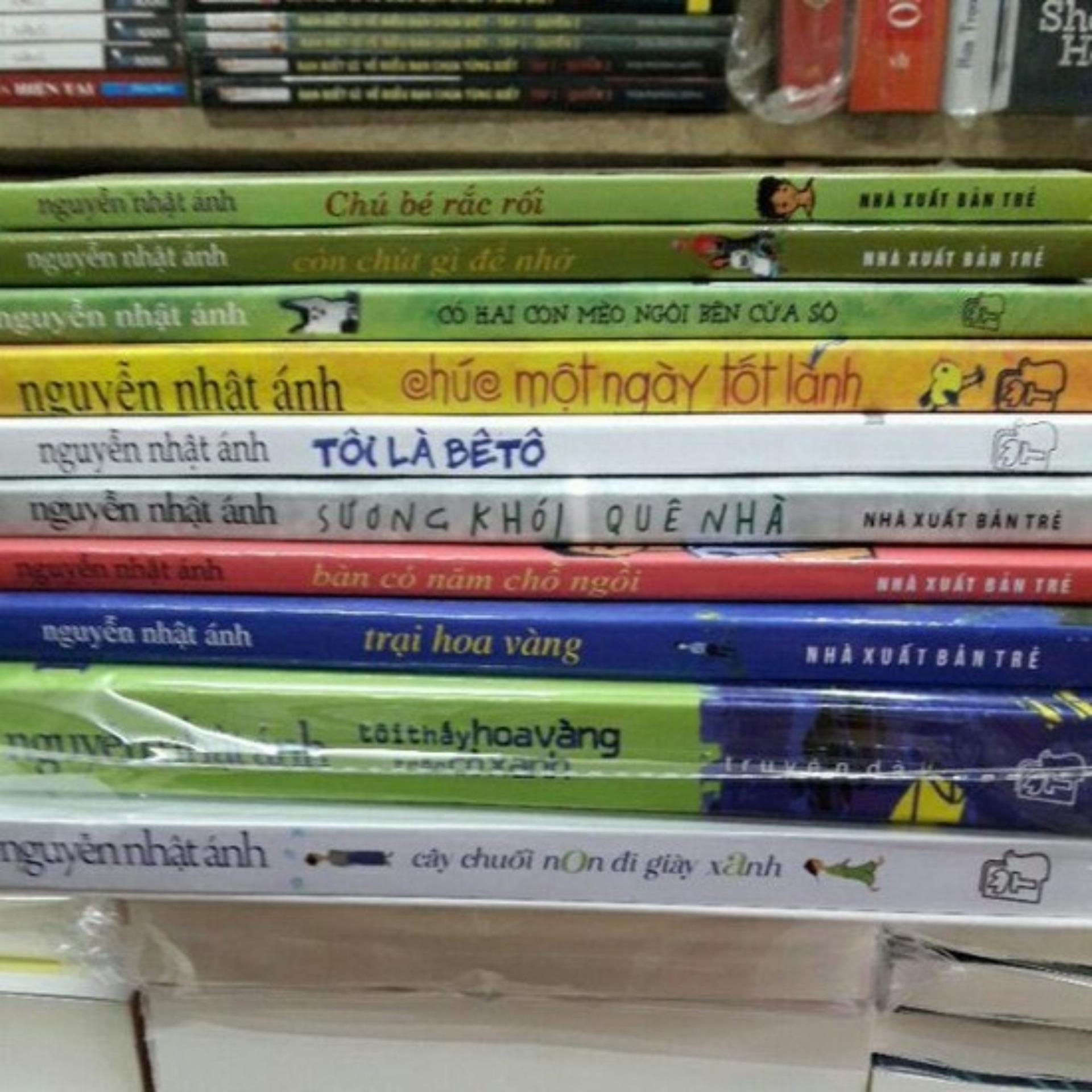 Mua Combo 10 cuốn truyện của Nguyễn Nhật Ánh.
