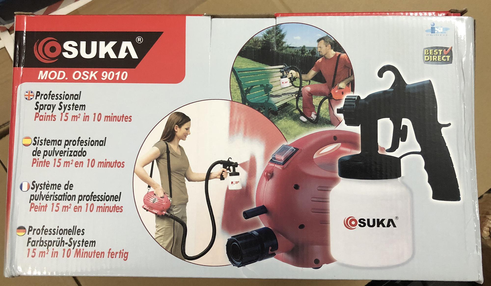 Máy phun sơn đa dụng OSUka