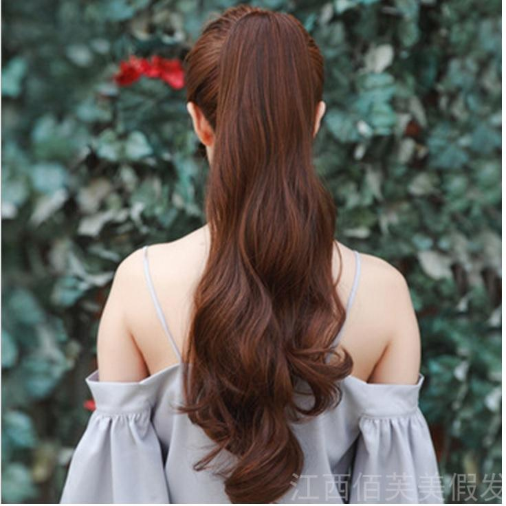 Tóc kẹp đuôi nữ hàn quốc T29