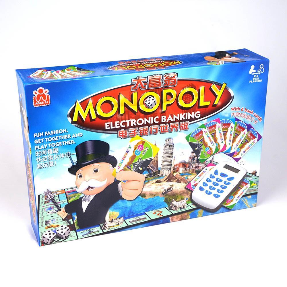 Hình ảnh Cờ Tỷ Phú Monopoly: Electronic Banking