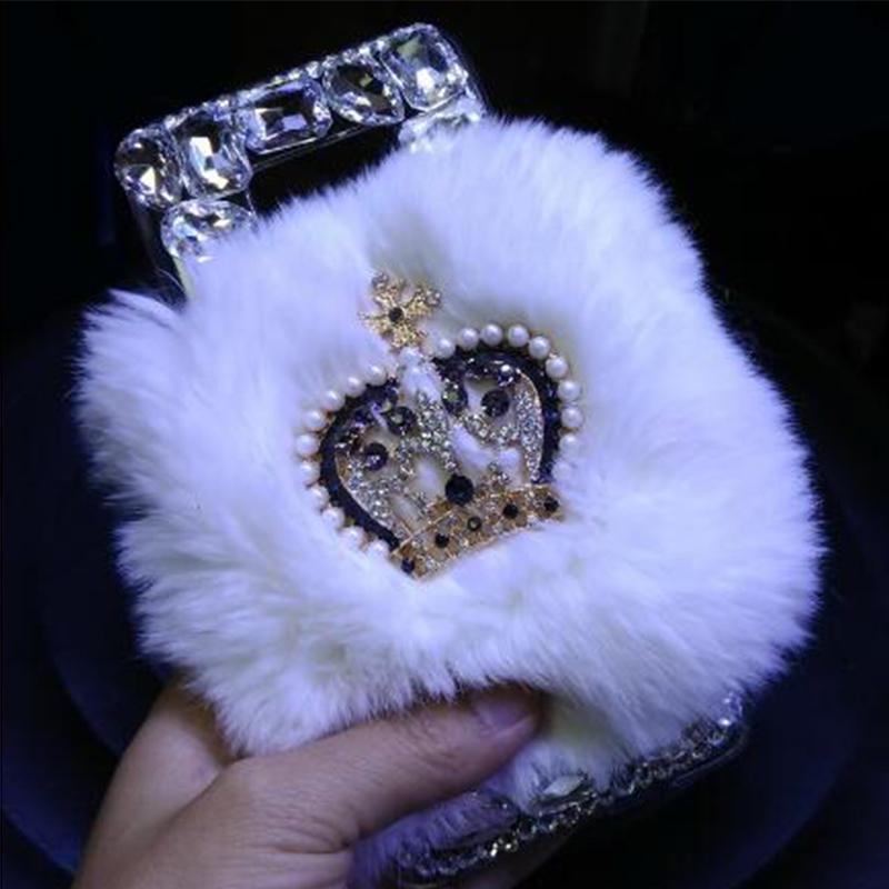 Buatan Tangan Batu Permata Imitasi Berkelip Kilau Clear Casing Handphone untuk Vivo Y83 Cover Case-Intl