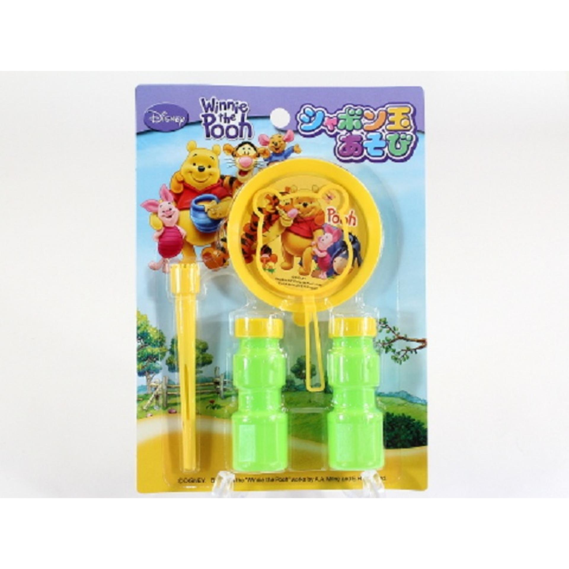 Hình ảnh Bộ thổi bong bóng xà phòng Pooh