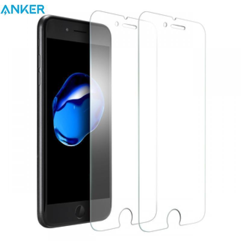 Kính Cường Lực Anker cho iPhone 7 Plus – A7472 2 pack (bộ 2 miếng dán) – Review và Đánh giá sản phẩm