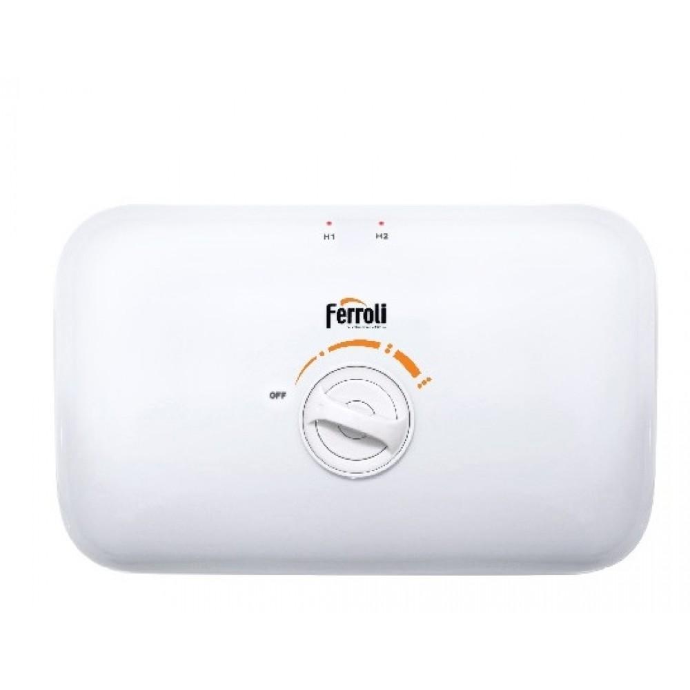 Hình ảnh MÁY NƯỚC NÓNG TRỰC TIẾP FERROLI RITA FS-4.5 TM( Chưa Có Vòi Sen Tắm) Chất Lượng Cao