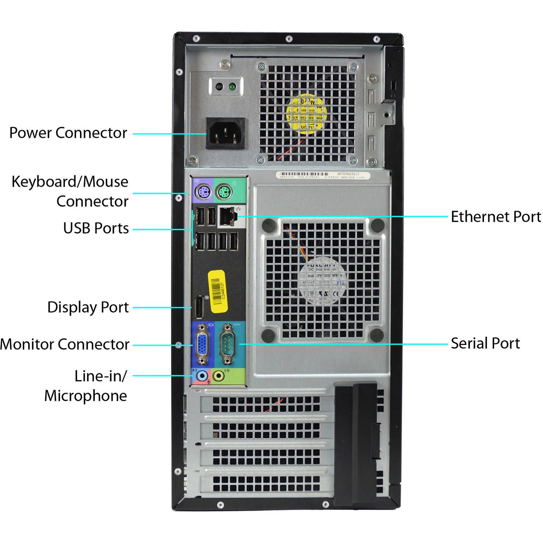 Dell Optiplex 990 MT
