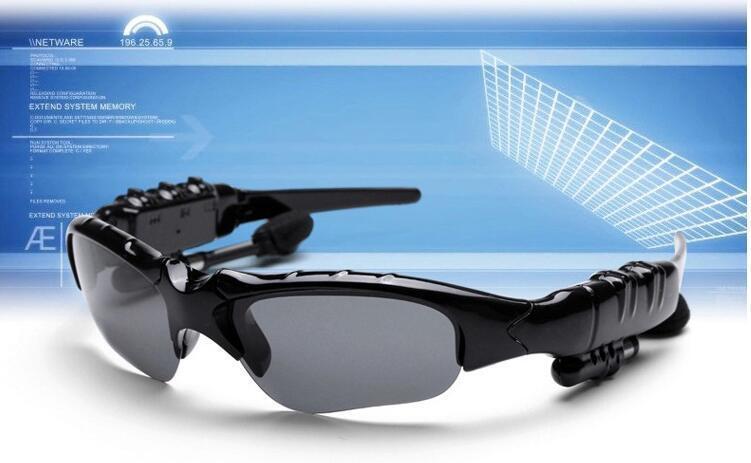 Olahraga Bersepeda Kacamata Bluetooth MP3 Panggilan 4.1 Nirkabel Bluetooth Headset Driver Driving Kacamata Hitam Terpolarisasi Kacamata