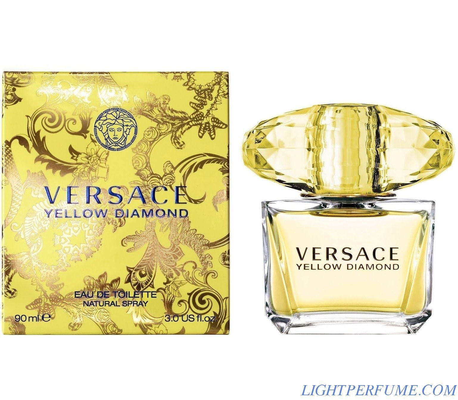 Nước hoa nữ Versace-Yellow Diamond- 90ML
