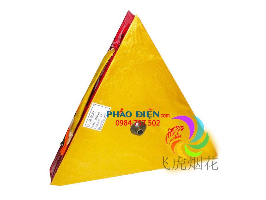 Hình ảnh Pháo điện tam giác (phụt xoay 2m)