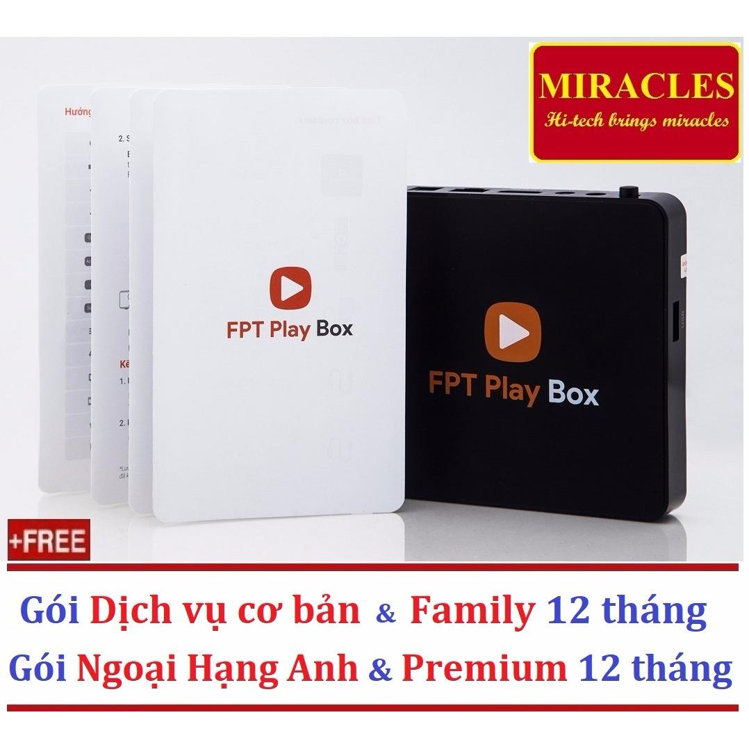 Cửa Hàng Fpt Play Box 2018 4K Bluetooth 4 Tặng 4 Goi Kenh Dịch Vụ Cơ Bản Ngoại Hạng Anh Family Va Premium 12 Thang Phan Phối Bởi Miracles Company Trực Tuyến