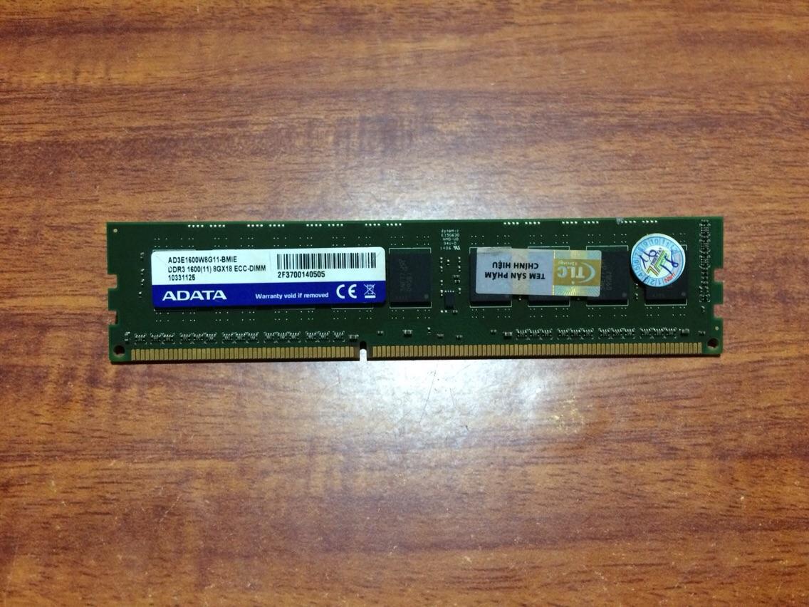 Hình ảnh Ram máy tính 8gb ddr3