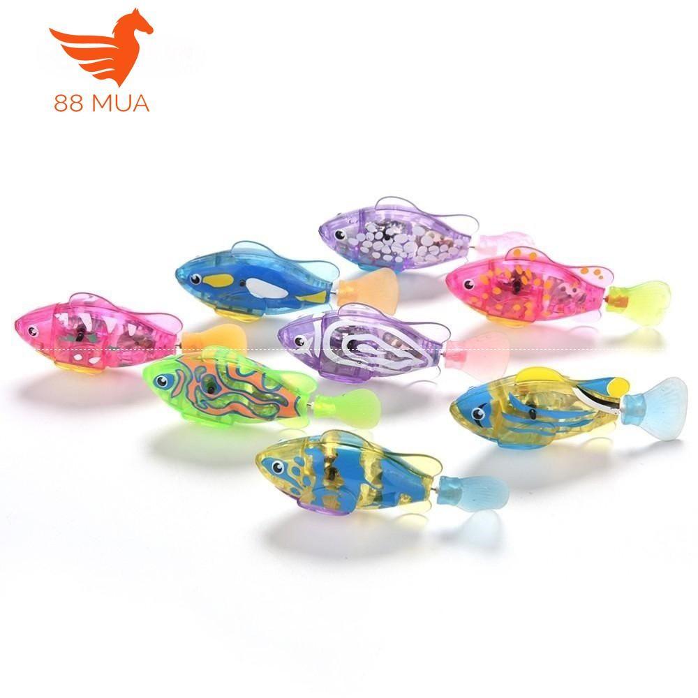 Hình ảnh Cá điện tử có thể bơi đồ chơi nước tắm phân phối bởi 88mua
