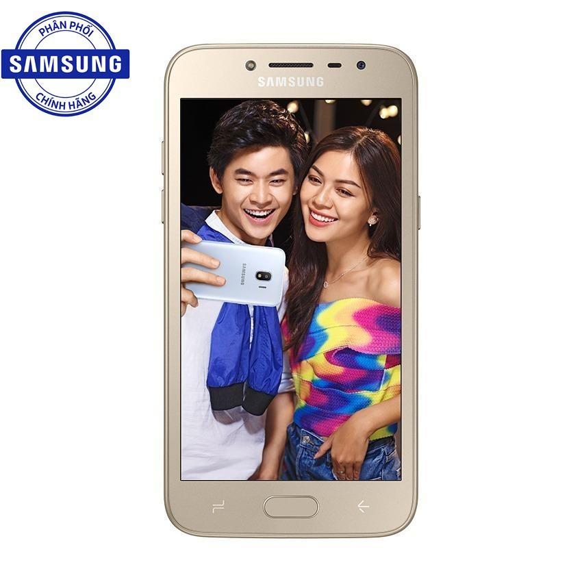 Mã Khuyến Mại Samsung Galaxy J2 Pro 2018 16Gb Ram 1 5Gb Vang Hang Phan Phối Chinh Thức