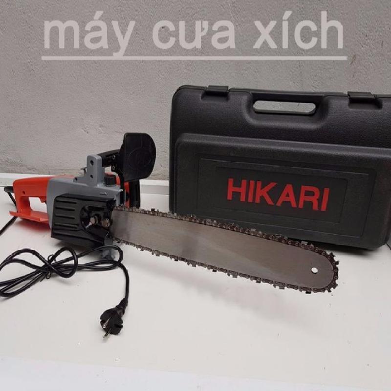 máy cưa xích chạy điện 220V - hikari 16M-405F 580W