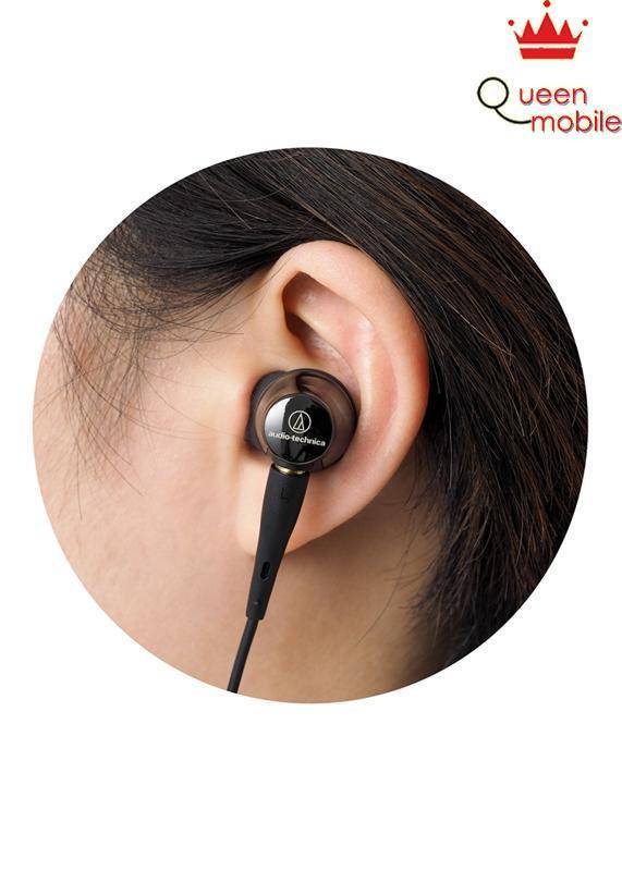Tai nghe Audio-techncia nhét tai có Microphone ATH-CKR100iS  [giá tốt] – Review và Đánh giá sản phẩm