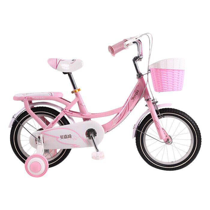 Xe đạp trẻ em Borgki 1201 Pink