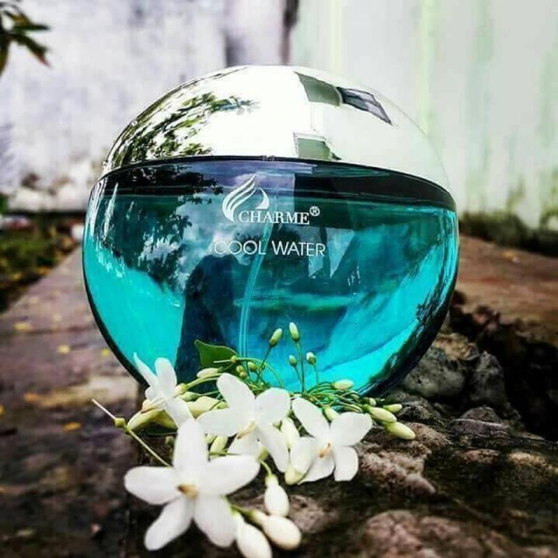 Nước Hoa Nam Charme Cool Water (50ml) [ CHÍNH HÃNG 100%] Nuoc hoa danh cho nam Cool Water Charme for men Bvlgari Aqva