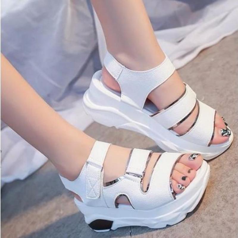 S028T - Giày sandal nữ phong cách Hàn Quốc