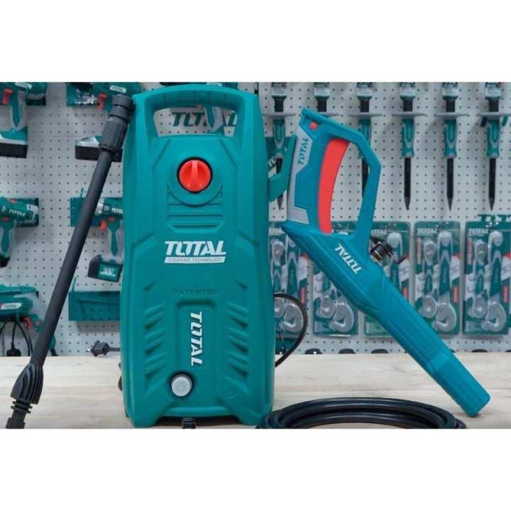 Hình ảnh 1400W Máy phun xịt rửa áp lực cao Total TGT11316
