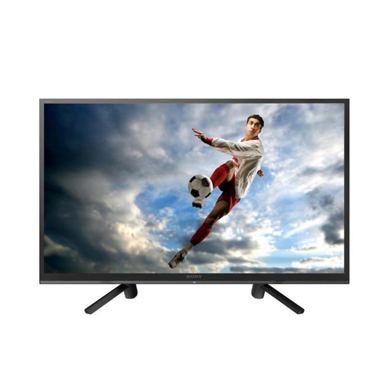 Bảng giá Smart Tivi Led Sony 32inch HD - Model 32W610F (Đen)