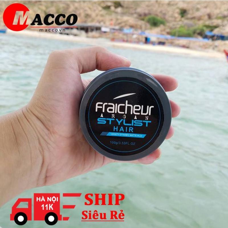 Sáp vuốt tóc Fraicheur 100g  - Siêu Cứng, siêu giữ nếp