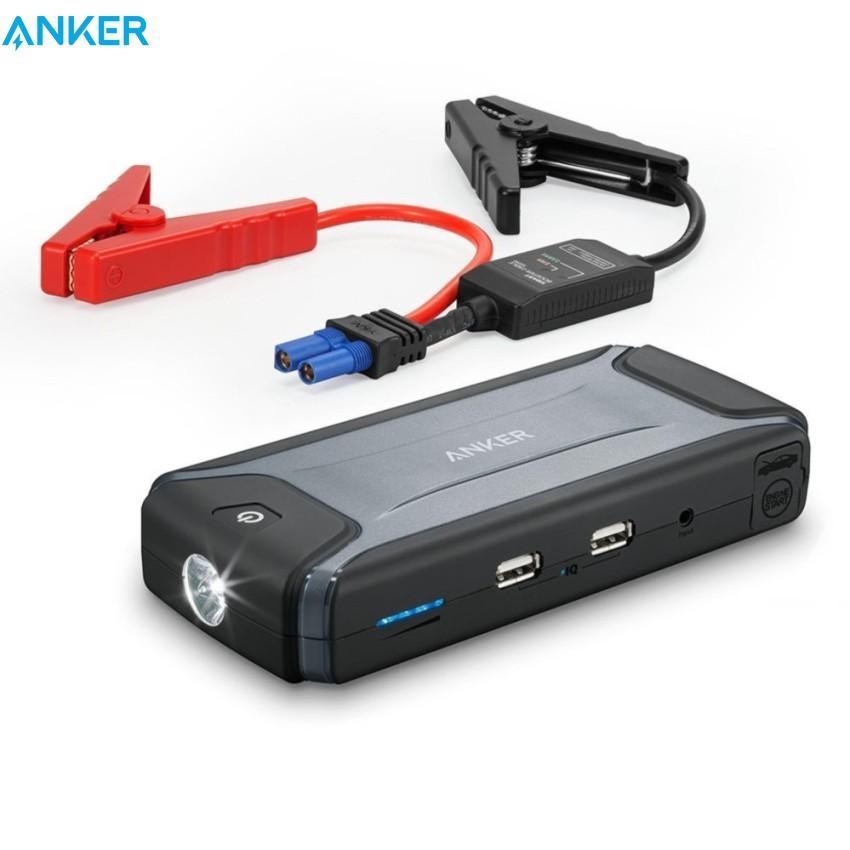 Sạc dự phòng kích bình xe hơi Anker 9000mAh – 400A thuận tiện sử dụng di chuyển – Review và Đánh giá sản phẩm