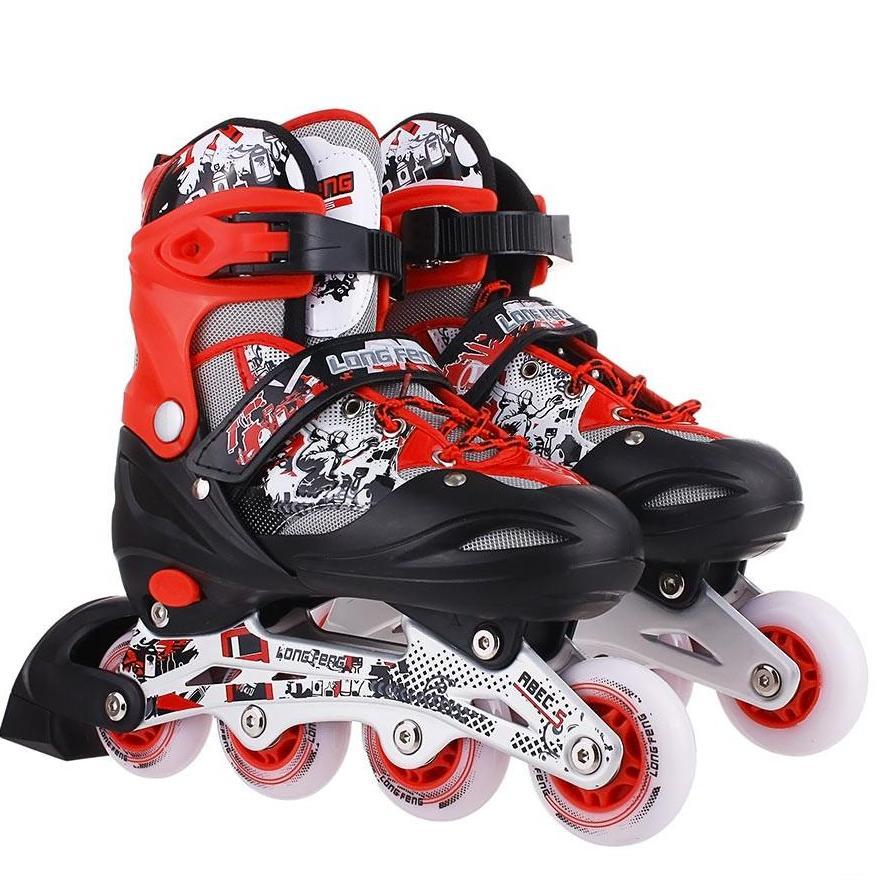 Giày trượt patin 906 có đèn - bao giá thị trường