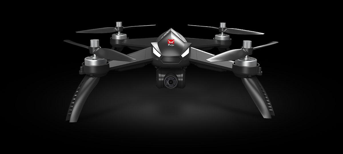 Hình ảnh Máy bay camera điều khiển từ xa MJX Bugs 5w tích hơp camera 1080P, GPS tự động quay về
