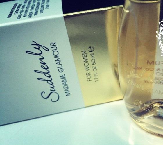 Nước hoa Suddenly Madame Glamour 50ml cho nữ