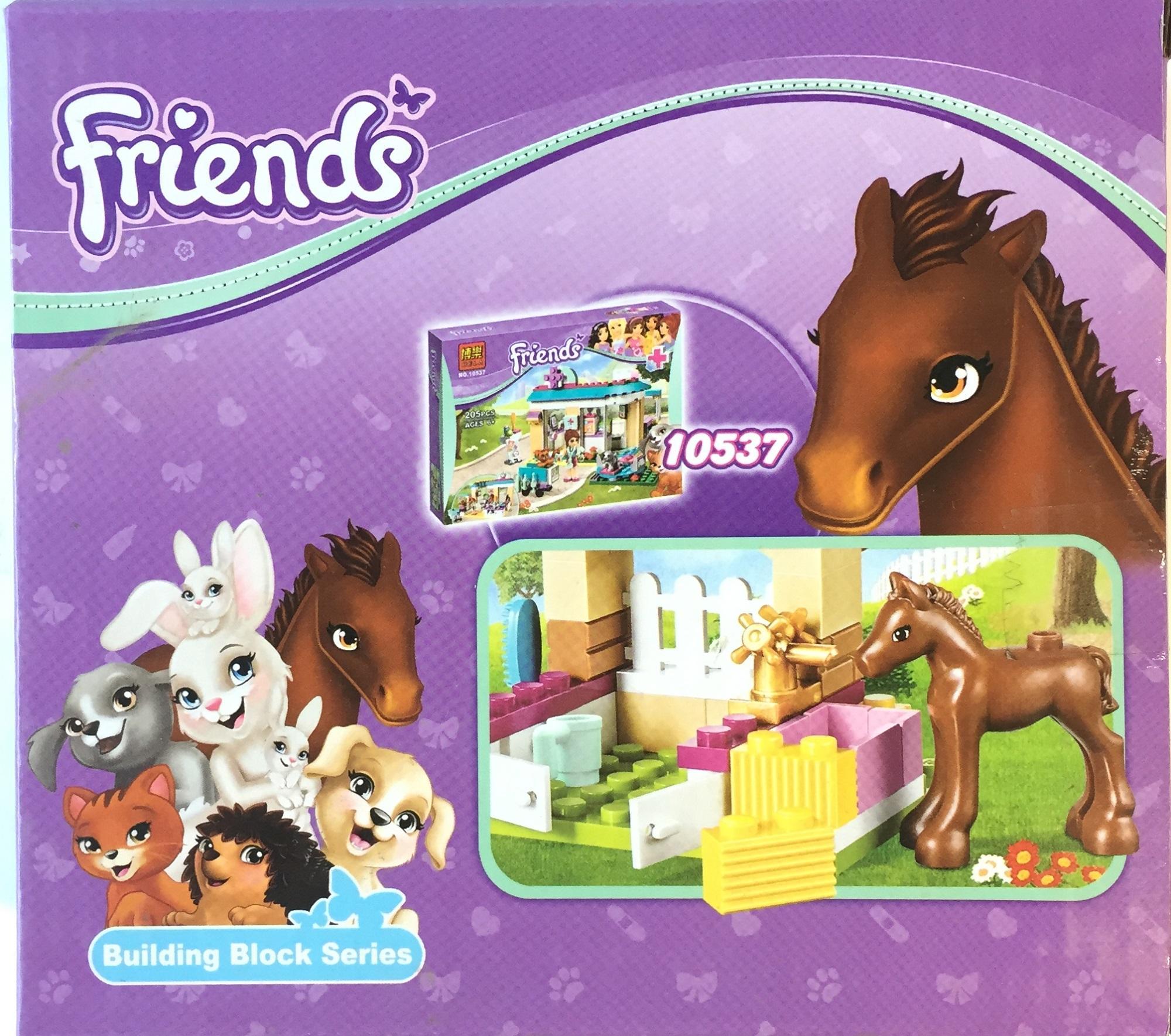 Bộ lego xếp hình Friends No.10533 ngộ nghĩnh