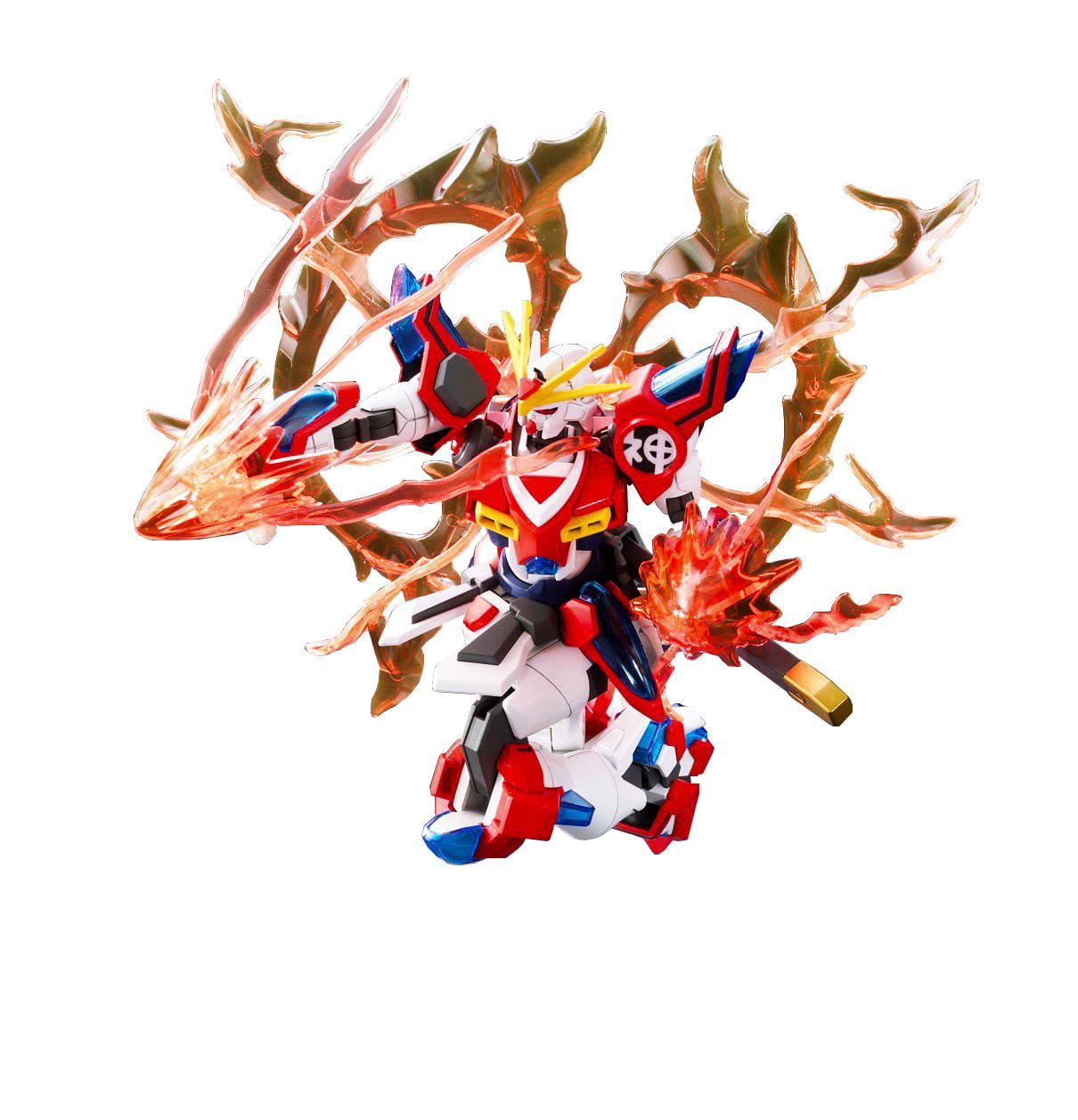 Mua Mo Hinh Lắp Rap Gundam Bandai Hgbf 043 Kamiki Burning Gundam Bandai Hg Gundam