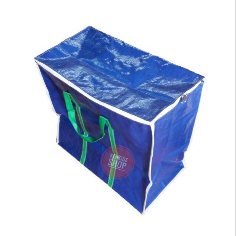 Túi bạt 2 da có dây kéo (số 7: 76 × 40 × 60)