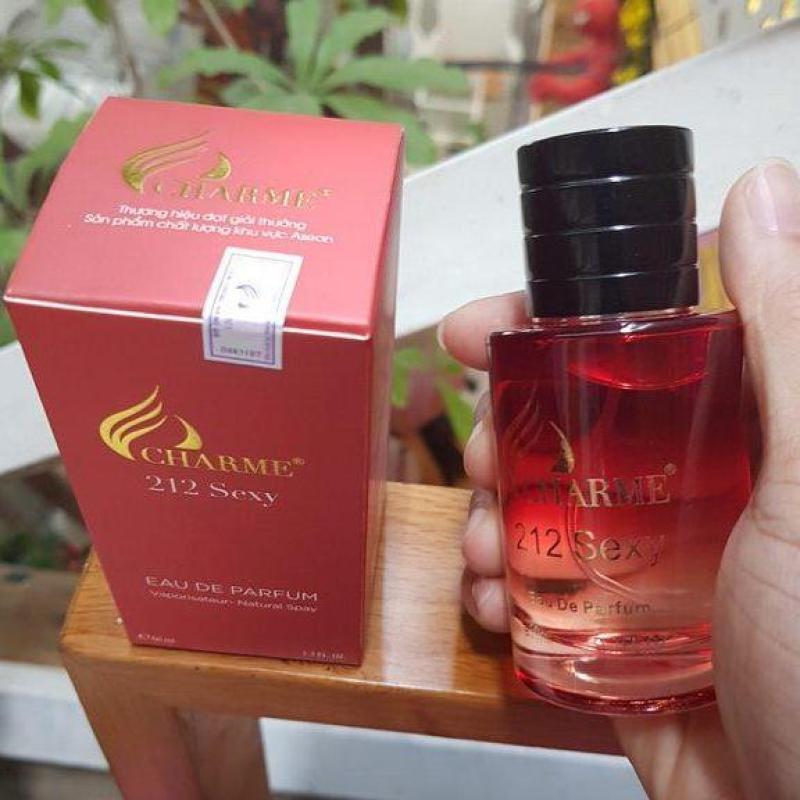 212 Sexy ( CHAI LỚN 50ml) - Nước Hoa Charme Unisex [ Chính Hãng 100%] Nuoc Hoa Charme Versace Eros 212 Sexy tốt nhất