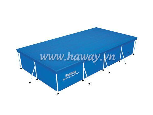 Hình ảnh Bạt phủ bể bơi Bestway 58103