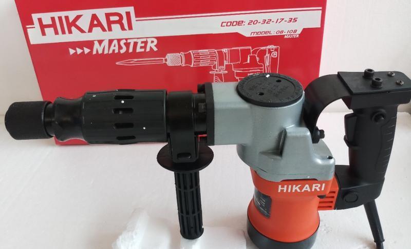 Máy đục bê tông công suất lớn Hikari chất lượng tốt