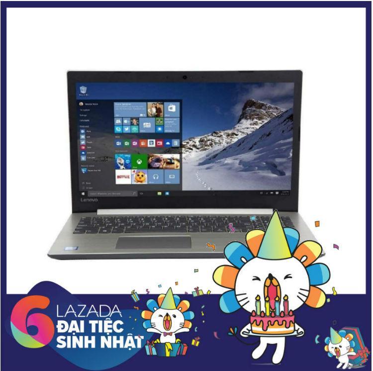 Hình ảnh Laptop Lenovo Ideapad 320 81BG00E0VN I5-8250U/4G/1TB/15/2G_MX150 (Xám) - Hãng phân phối chính thức