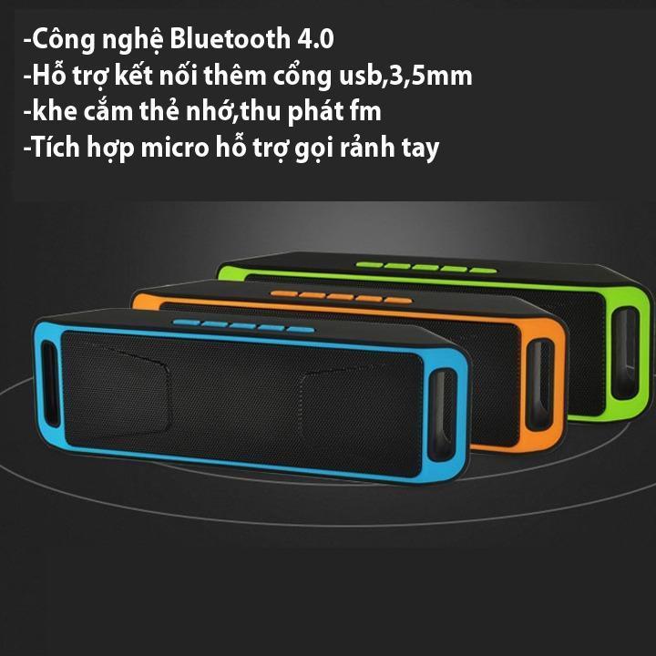 Hình ảnh Loa di động Bluetooth SC208