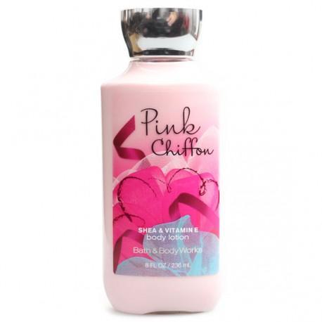 Sữa dưỡng thể Pink Chiffon 236ml - hàng xách tay từ Mỹ (Bath & Body Works)