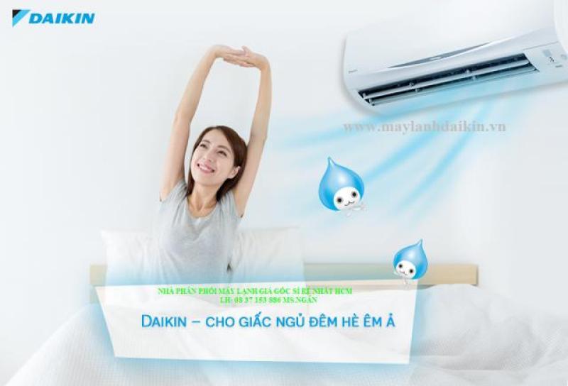 Bảng giá Máy lạnh Daikin inverter FTKC25RVMV (1.0 Hp)